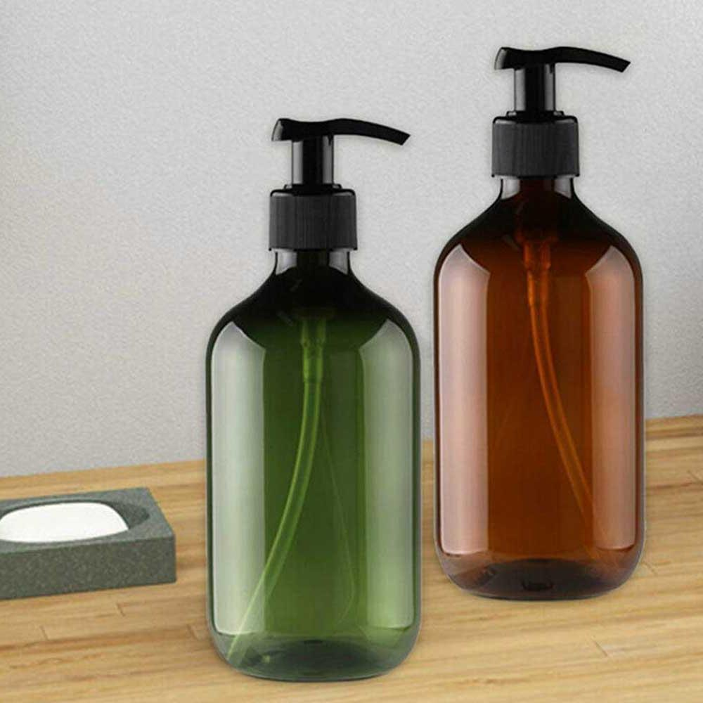 500ml Soap Dispenser Bottle Kitchen Cosmetics Shampoo Bottle