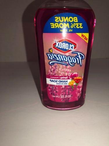 Clorox Hand Soap refill bottle Receive oz