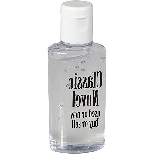 1 Gel Hand Sanitizer 100 PROMOTIONAL PRODUCT/BULK with YOUR
