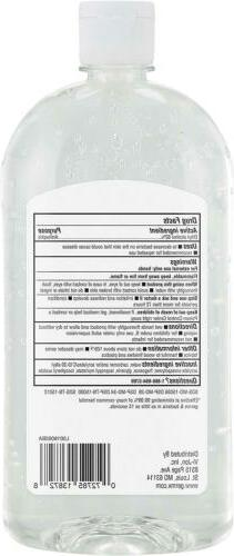 Germ-X Hand Sanitizer 32oz Germs