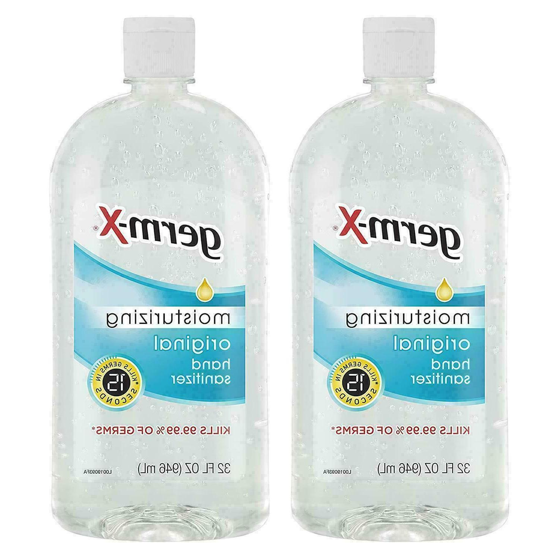 germ x hand sanitizer original 32oz 2