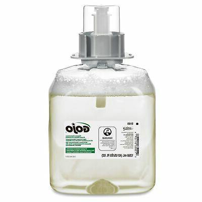 green certified foam soap fmx 12 refill