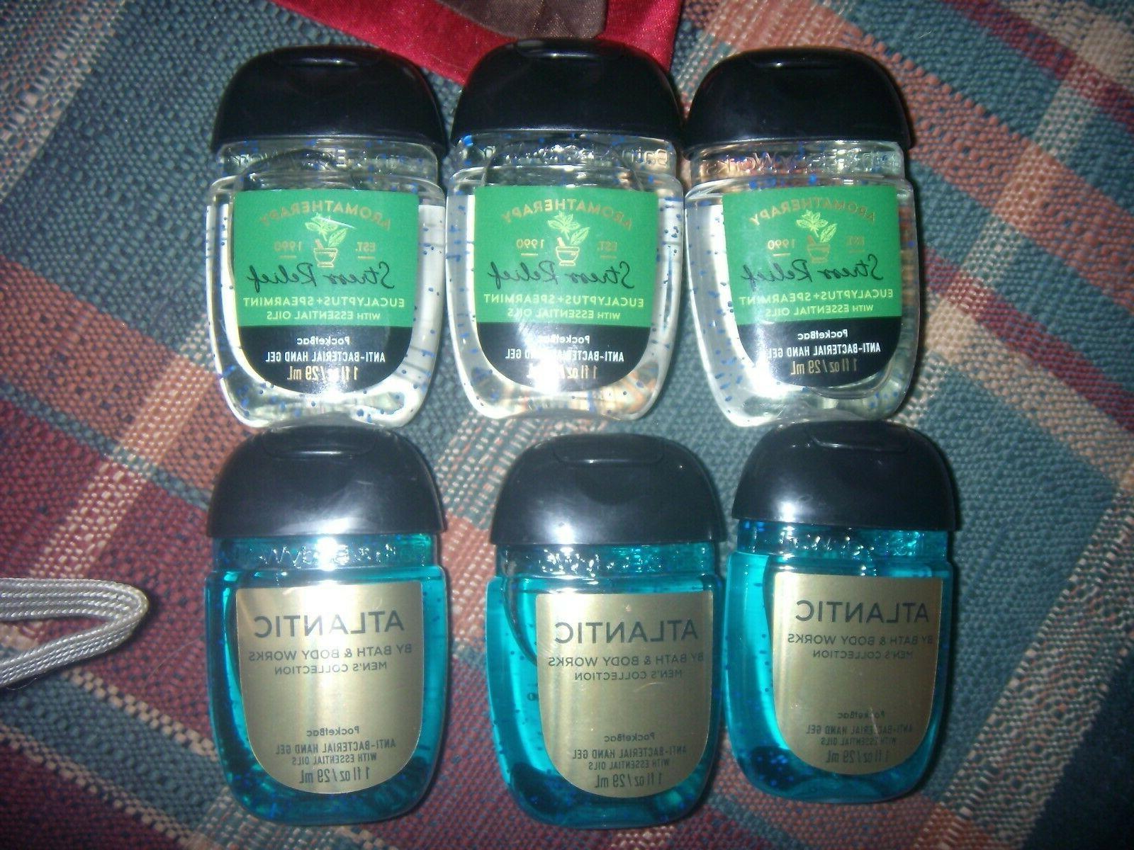 hand 1fl oz 6 pack sanitation alcohol
