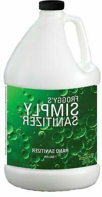 Hand Sanitizer 80% Alcohol / 1 GALLON