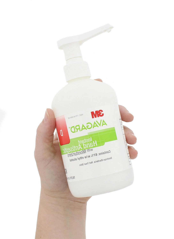 Hand 500mL Avagard™ D Antiseptic Bottle 16.9
