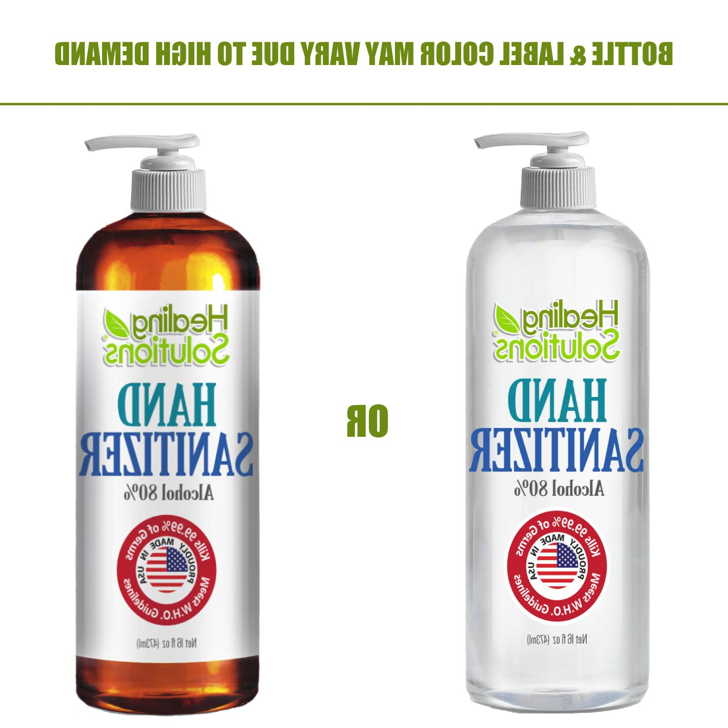 Hand Sanitizer 80% Today USA 2-PACK