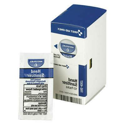 hand sanitizer 9 38ml gel 10 box