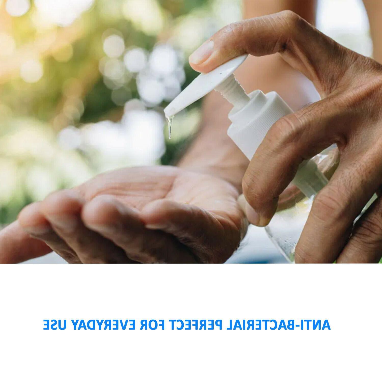 Hand Sanitizer 80% Alcohol - CDC 1 GALLON