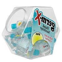 Germ-X Hand Sanitizer Fish Bowl 24/2.5 oz