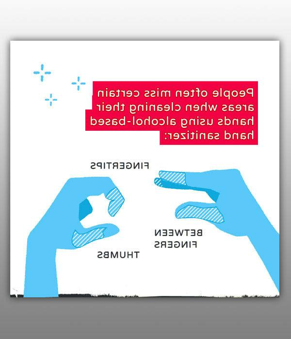 Hand Sanitizer Gel Alcohol Scent