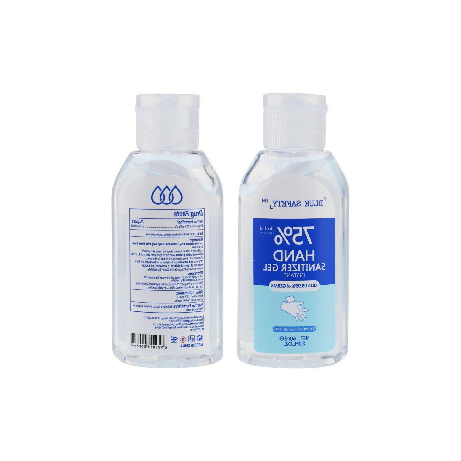 Hand Sanitizer Alcohol Scent Free 12