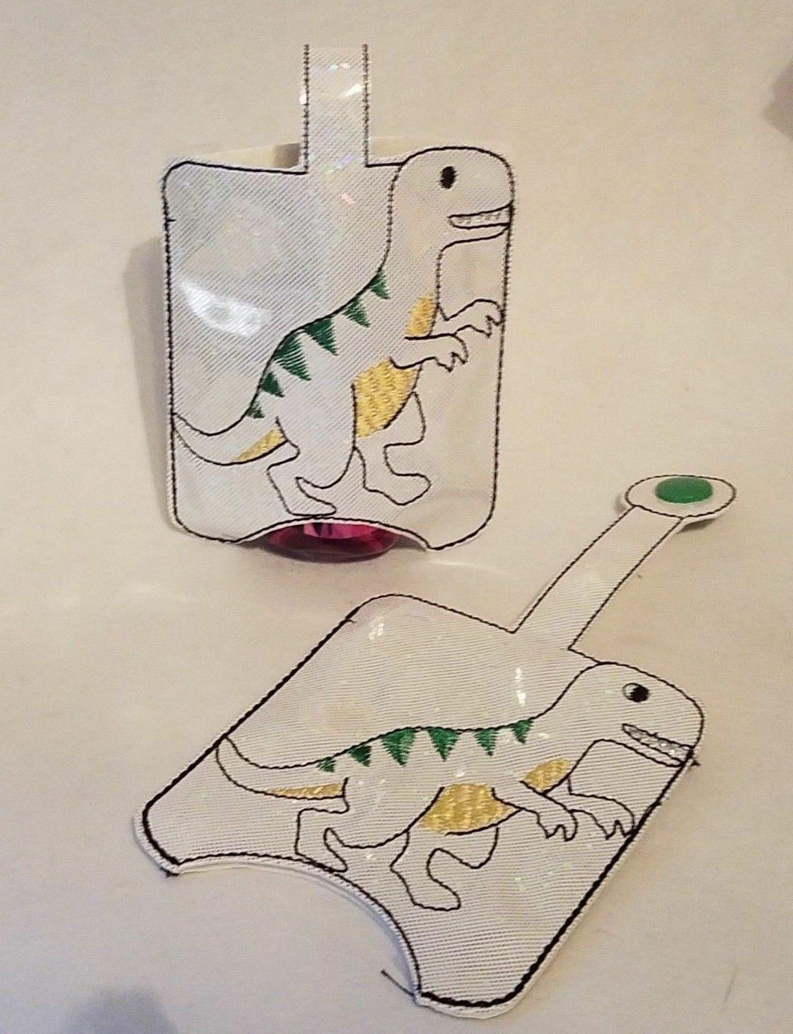 Hand Holder Sparkle Dinosaur oz Works