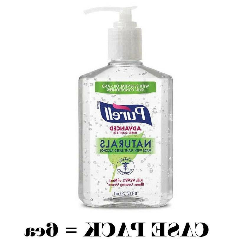 hand sanitizer naturals 8fl oz 236ml