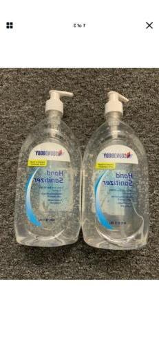 hand sanitizer original scent 40 oz bottle