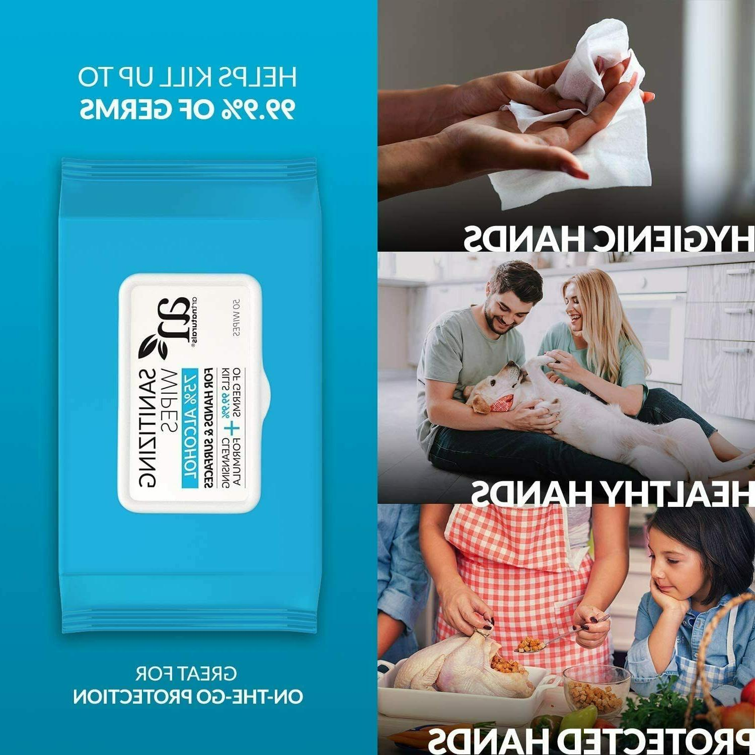 Hand Alcohol-Based Disposable- Size Unscented