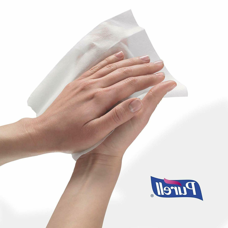 Hand Sanitizing Alcohol-Free 270 Fresh Scent