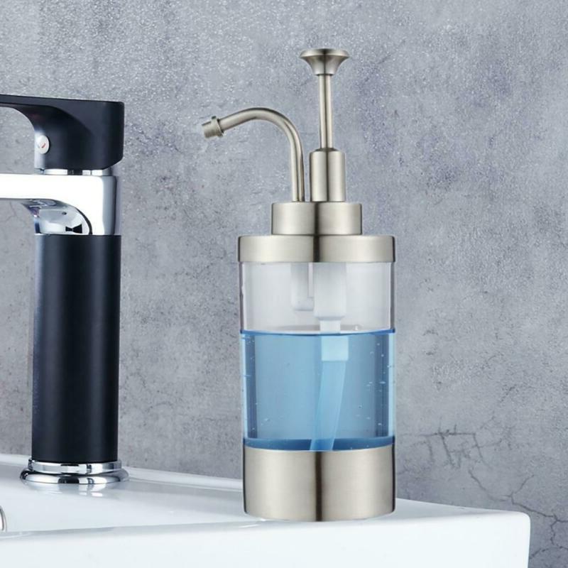 hand soap sanitizer countertop dispenser bottle household
