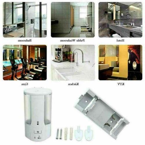Hands-Free IR Kitchen Dispenser Sanitizer