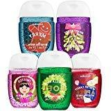 Bath and Body Works HOLIDAY FAVORITES 5-Pack PocketBac Hand