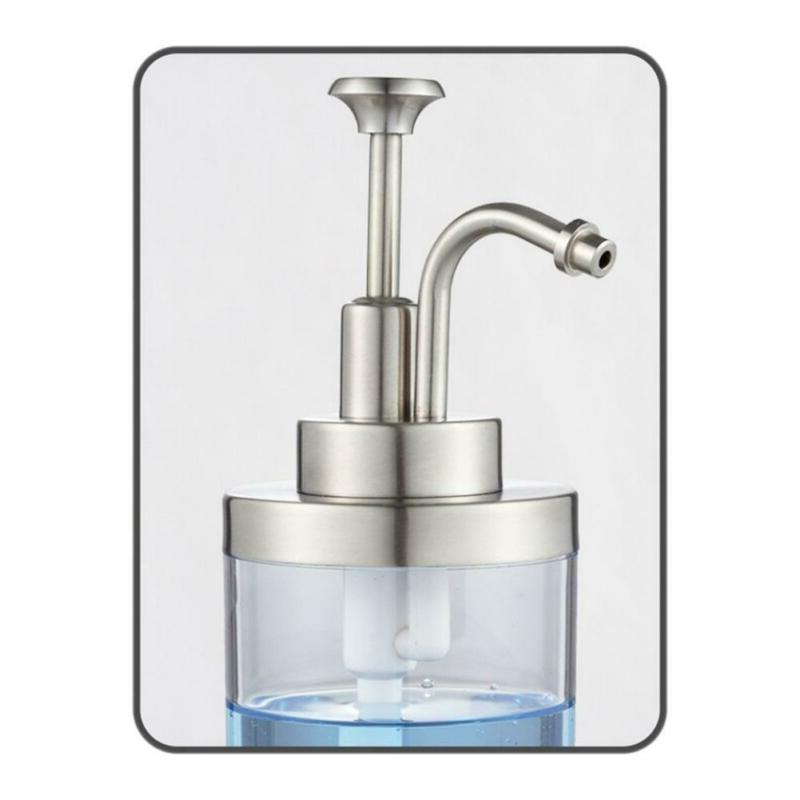 Household NUEF Dispenser Soap Countertop Supplies Bottle Bathroom