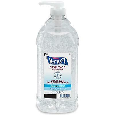 ec advanced hand sanitizer