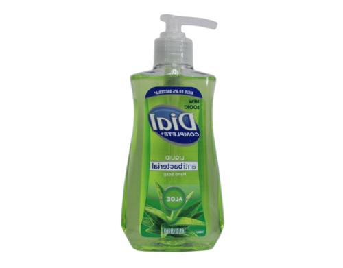 Dial Liquid Antibacterial Liquid Hand Soap, Moisturizing Alo