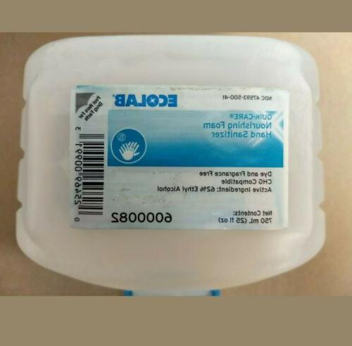 Lot of 25oz 6000082 Foam Sanitizer 2/2021