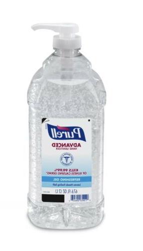 advanced instant hand sanitizer 2l bottle 962504ea