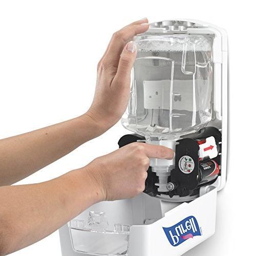 PURELL Certified Hand Sanitizer Fragrance 1200 mL EcoLogo Certified for Dispenser
