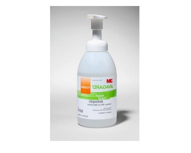 mck avagard hand sanitize alcohol ethyl foaming