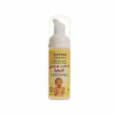 mother and baby hand sanitizer 50ml 93