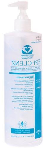 Medline MSC097032 Epi-Clenz Instant Hand Sanitizers, Latex F