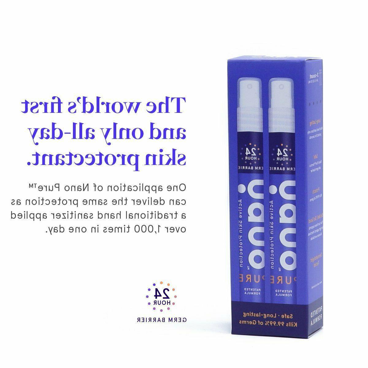 Cbd Living Hand Sanitizer Nano Cbd With Aloe New Product Review