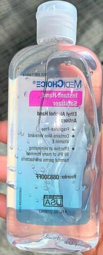 *New 1 pc MediChoice Refreshing Gel 4oz Mini Travel Bottle I