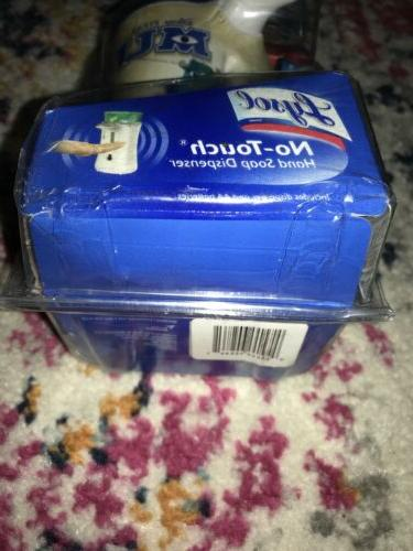 Lysol No Touch Hand Soap Dispenser Disney Pixar