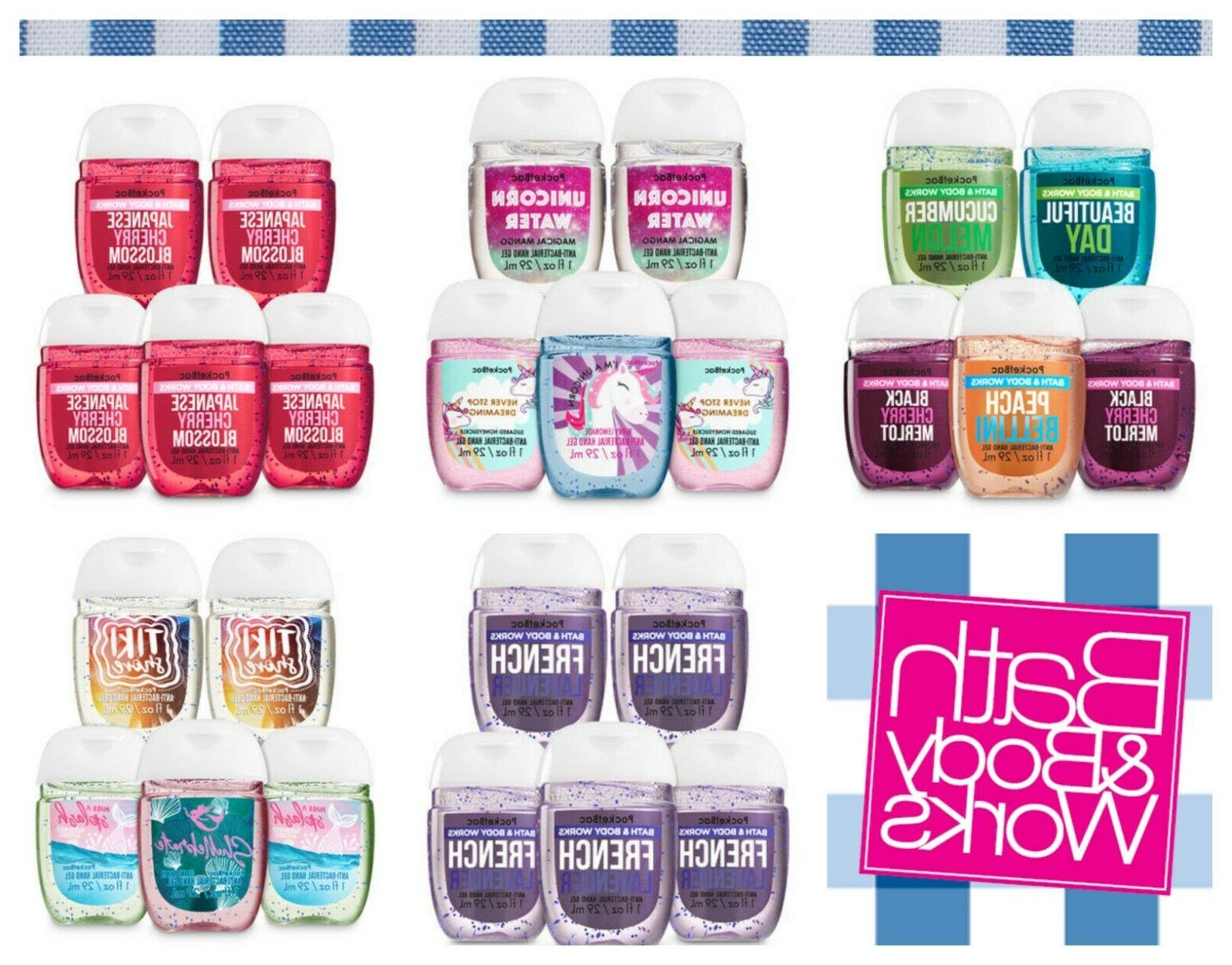 pocketbac hand sanitizer gel pack bundles best