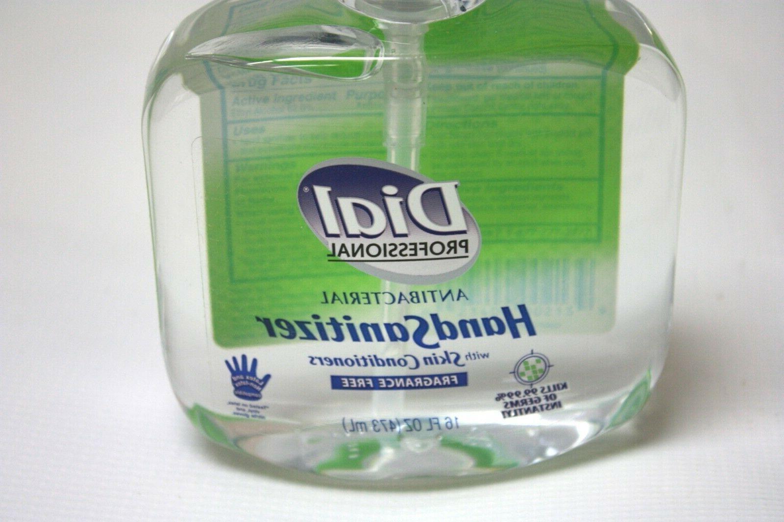 Dial Hand Sanitizer,