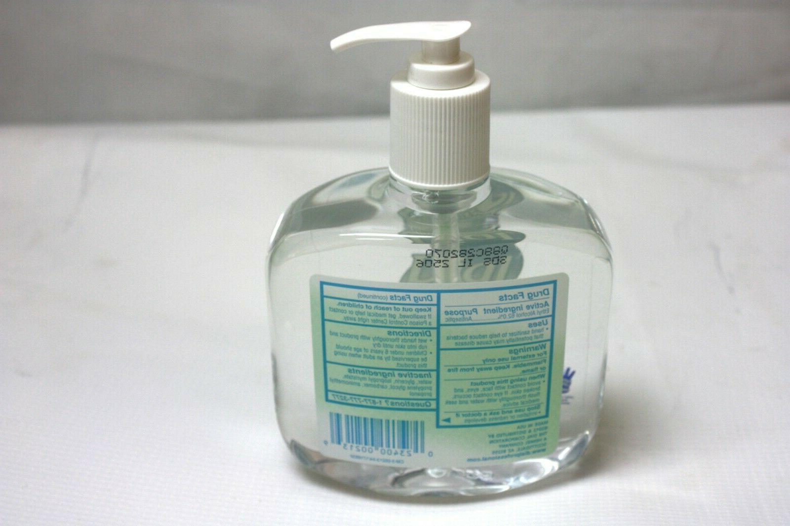 Dial Bacterial Hand Sanitizer,