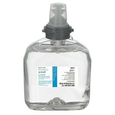 Provon TFX Liquid Foam Hand Sanitizer Clear/Pale Yellow 1200