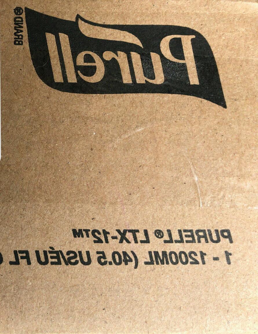 PUREL LTX Less 1200ml 1928 Box