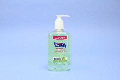 Purell 3639 Instant hand sanitizer Advanced 12 oz 6 pack