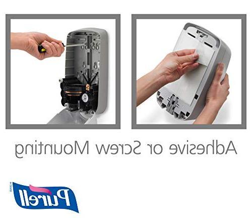 PURELL Foam TFX 1-1200 Refill + 1- TFX Dove Dispenser 5392-D1