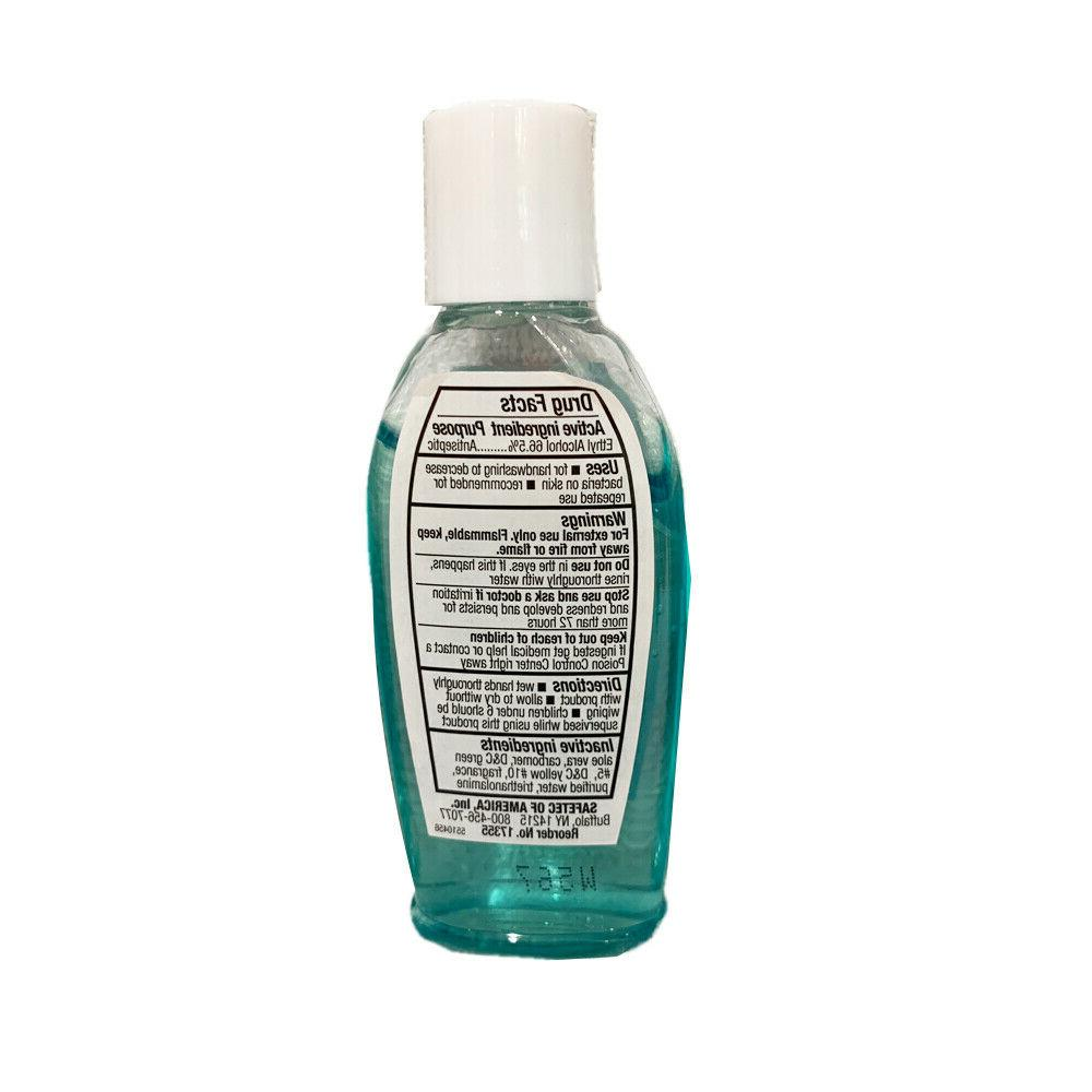 Rinse-Free Hand Cleanser Aloe 99.99% 2.0floz.
