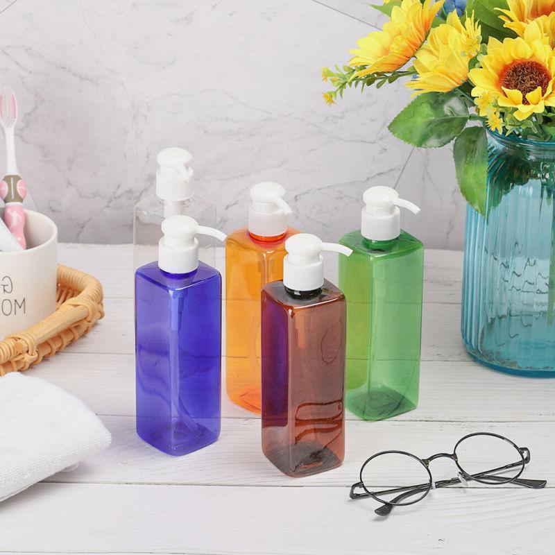 Shower Hand Liquid Soap Dispenser Bottle Pump