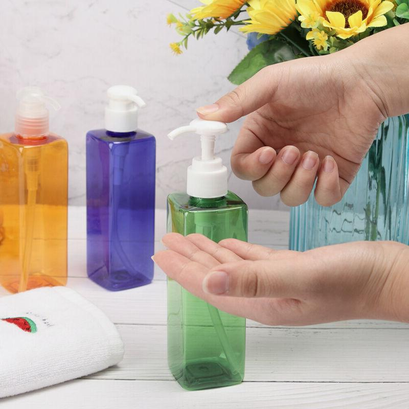 Shower Gel Hand Liquid Bottle