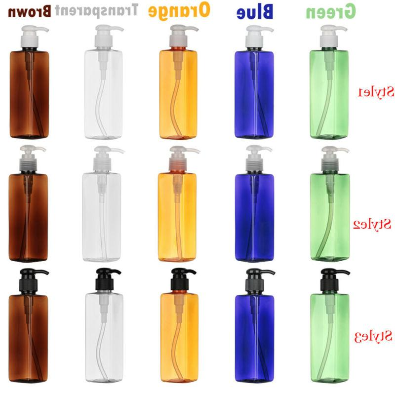 Shower Liquid Soap Foaming Bottle Container