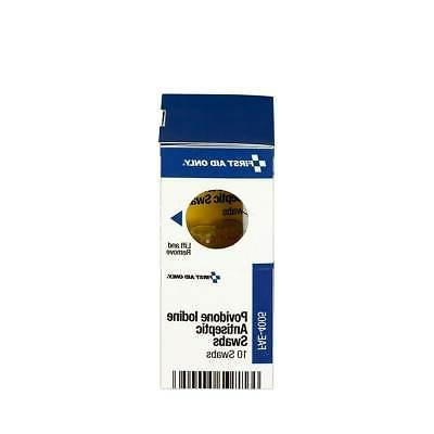 First Aid Only SmartCompliance Iodine