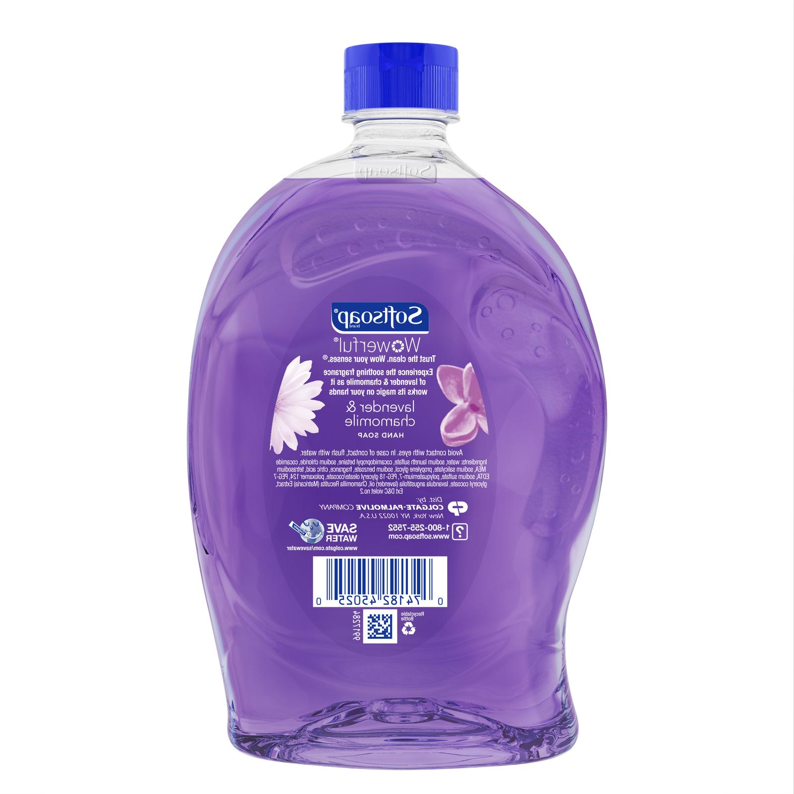 Softsoap Soap Refill, - 56 fl oz