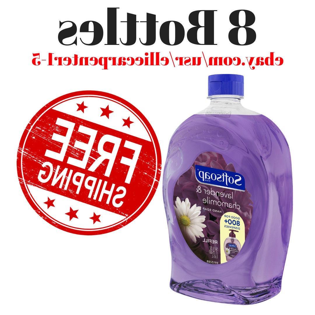 softsoap liquid hand soap refill lavender