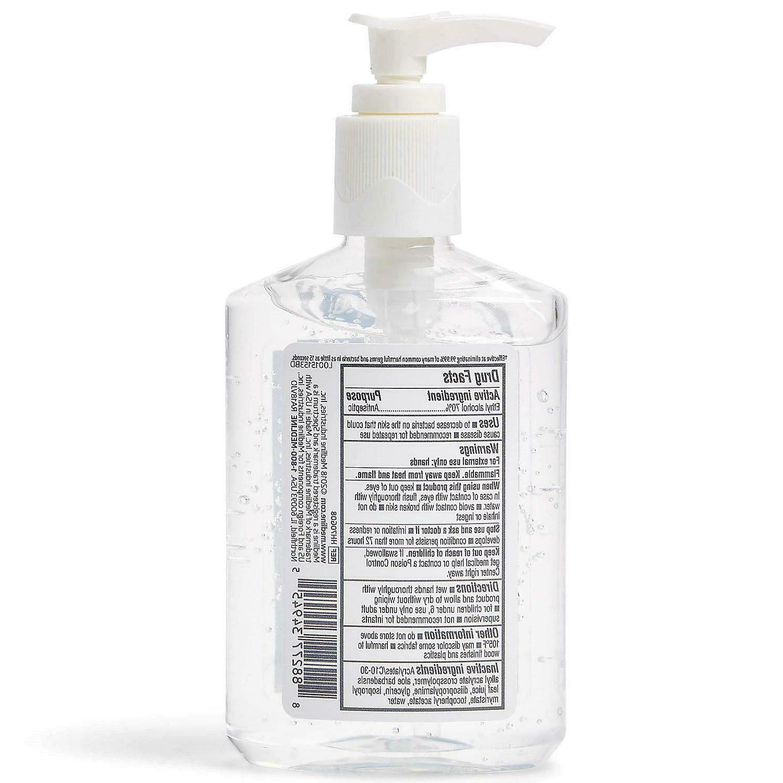Medline Sanitiser Pack Hand-Pump
